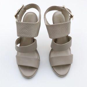 Calvin Klein Shoes - Calvin Klein Amalia Strappy Heel